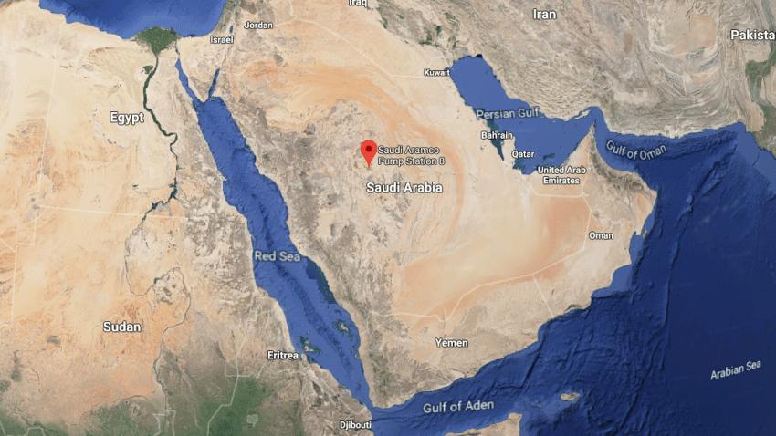 Saudi Arabia Pump Station 8