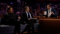 'Tonight': True Confessions With Matthew McConaughey and Hugh Grant