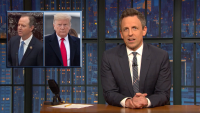 'Late Night': A Closer Look at Trump Issuing Threats Amid Bolton Bombshell