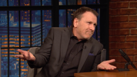 'Late Night': Colin Quinn Thinks Free Speech Is Wasted on Internet