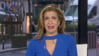 Hoda Kotb Gets Emotional After Powerful Interview About Her Beloved New Orleans
