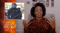 'Late Night': Amber's Minute of Fury on Police Violence Against Protesters