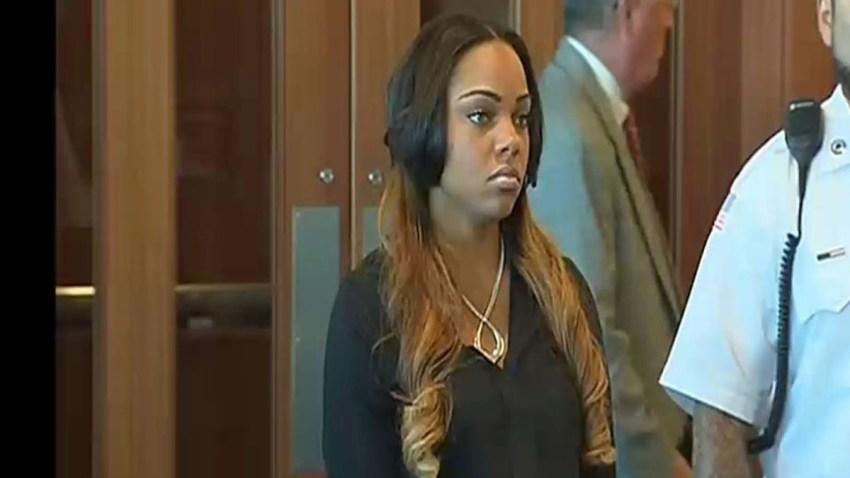 Shayanna Jenkins in Court
