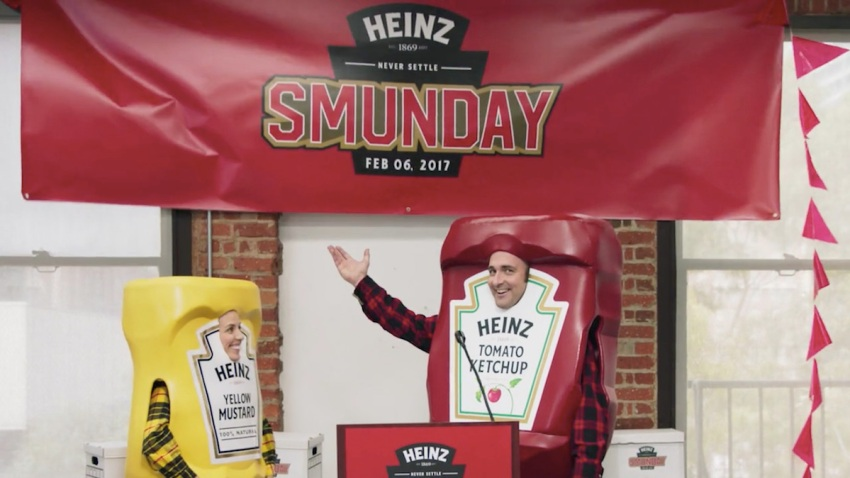 Smunday Kraft Heinz