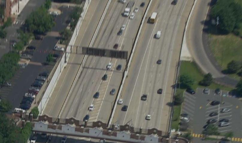 South Street Bridge I-95 Jump