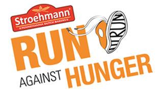 Stroehmann Run Against Hunger logo 2015