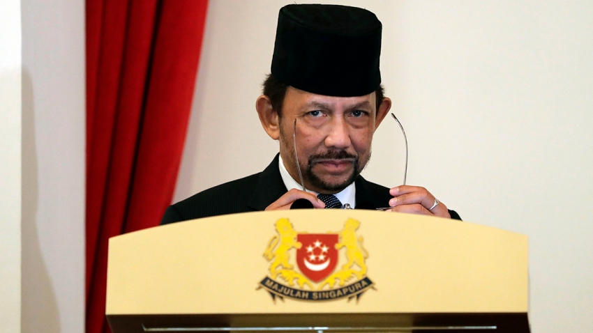 Brunei Sultan Insulted