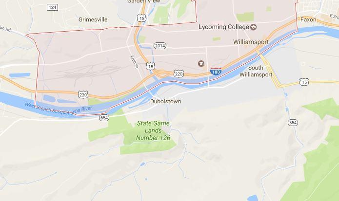 Susquehanna River Williamsport