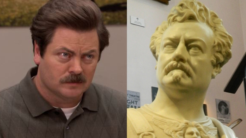 Swanson and Forrest