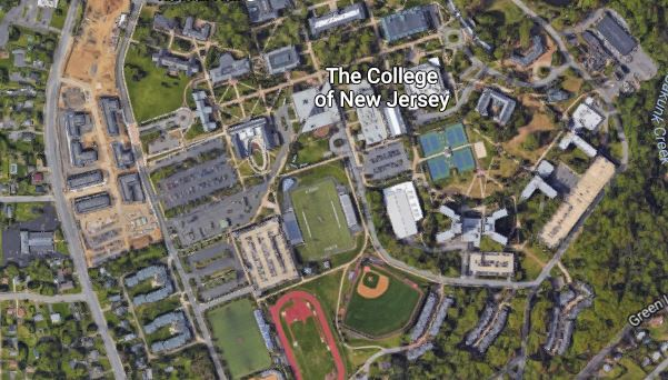 TCNJ College of New Jersey Campus