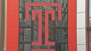 """The Temple University """"T"""" logo"""
