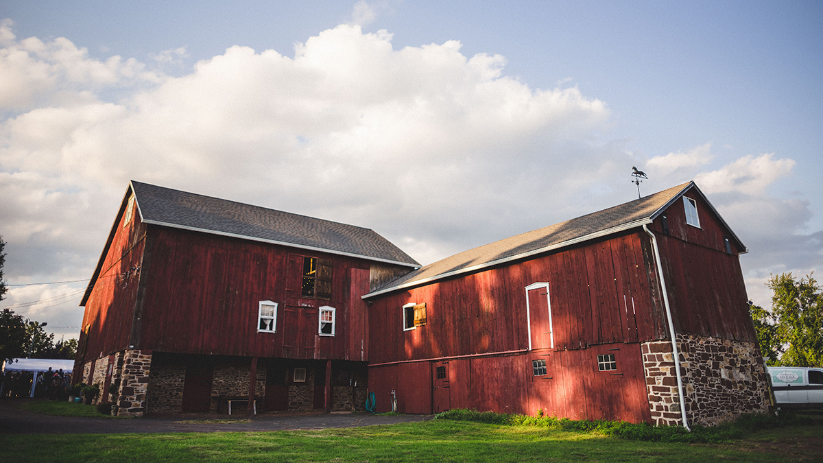 The Barn at Forestville Lead Photo