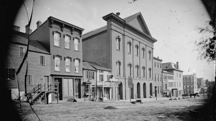 Theatre 1860-1880