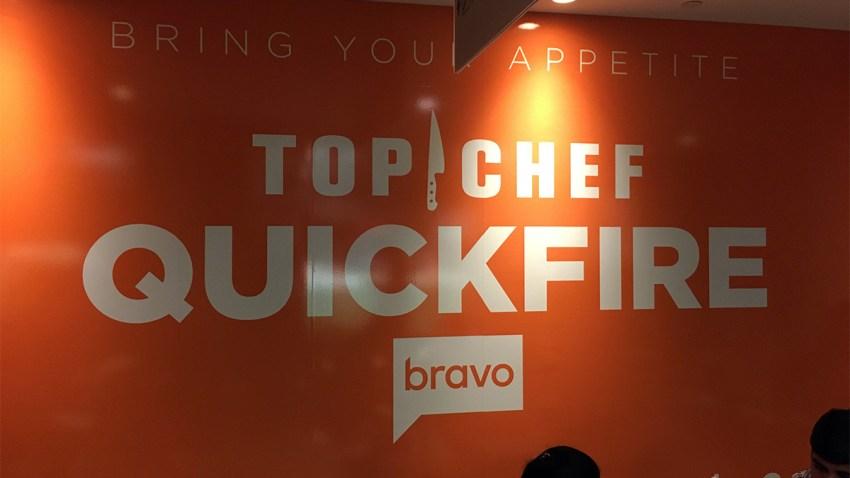 Top Chef Quickfire Comcast Center