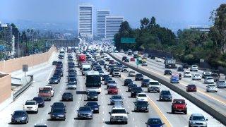 USA CALIFORNIA HOLIDAY TRAFFIC