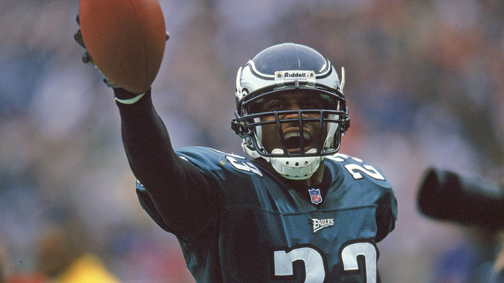 Eagles Troy Vincent