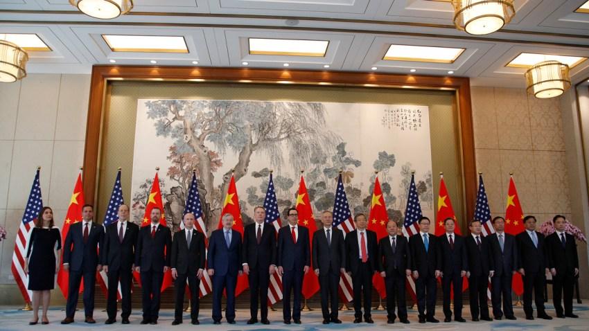 Trump China Tariffs