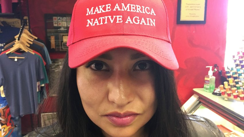 Trump-Minority Hats