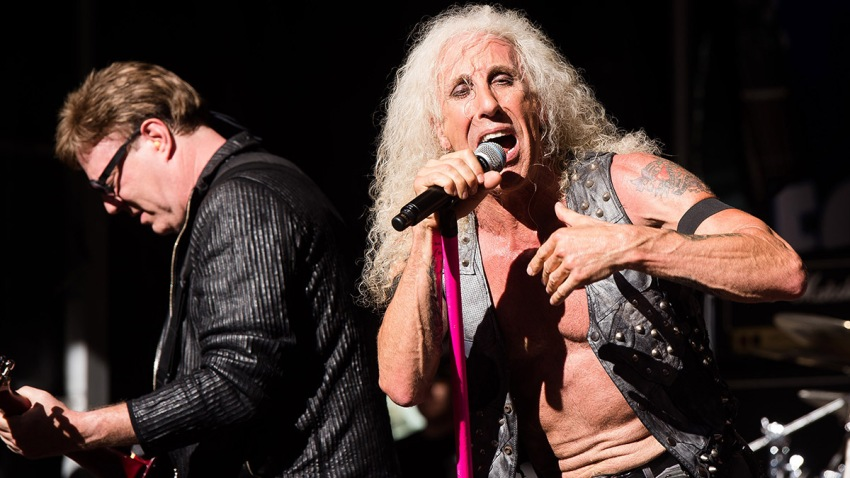 Twisted Sister Performs on Fox News Channel's Fox & Friends