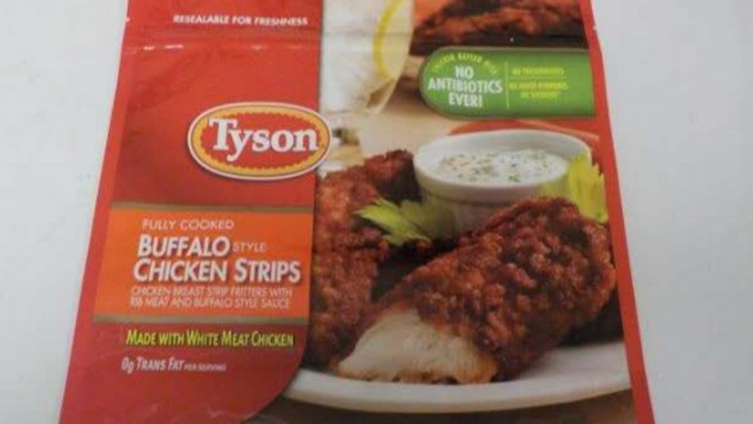 Tyson-Recall