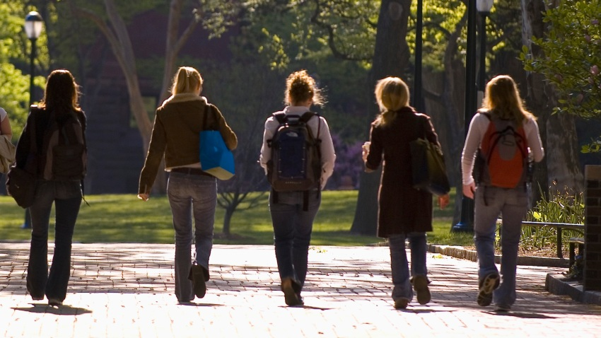 Campus life will be different for University of Pennsylvania students amid the coronavirus pandemic.