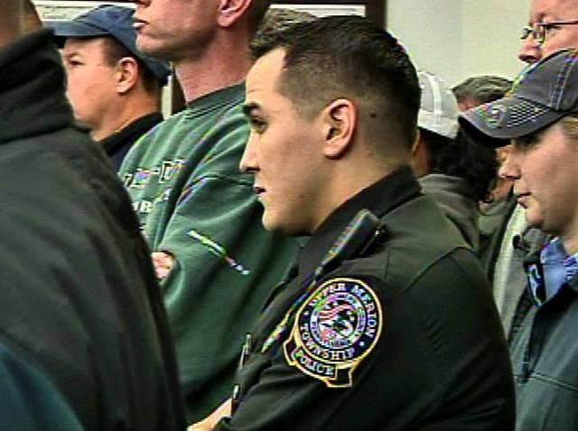 Upper Merion Cop Layoffs - Meeting