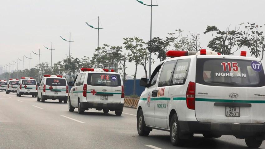 Vietnam Truck Bodies
