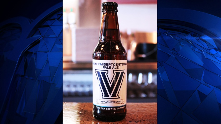 Villanova Commemorative Beer