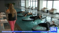Work Out on Water with Aqua Vida