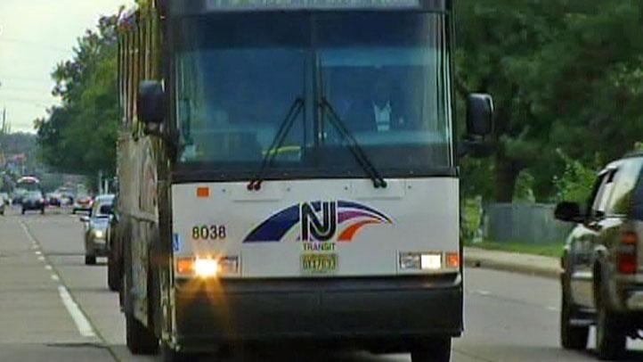 WEB NJ Transit Bus