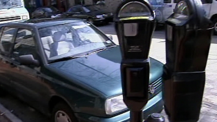 WEST CHESTER PARKING Meter