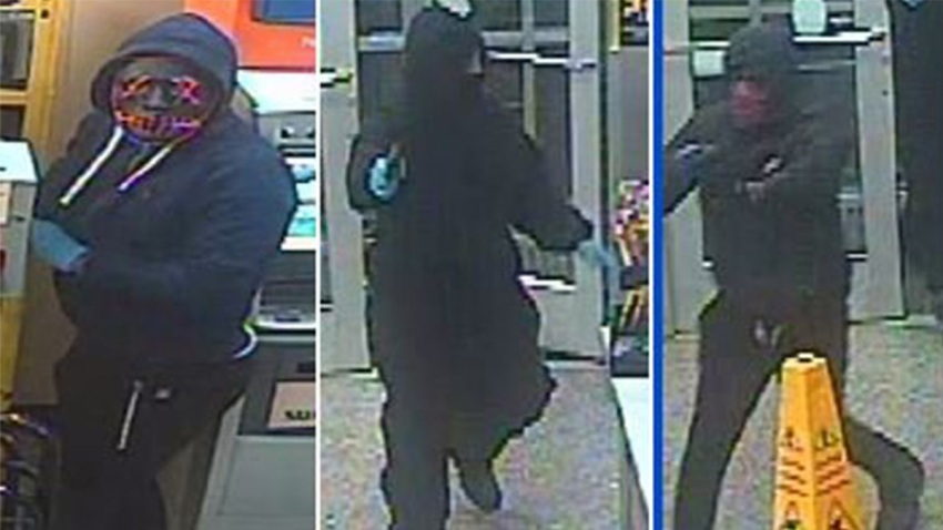 Wawa Upper Darby Armed Robberies