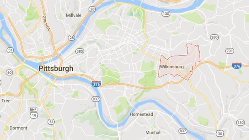 Wilkinsburg google map
