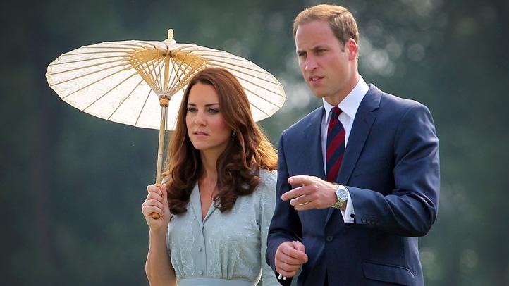 Singapore Britain Asia Royals