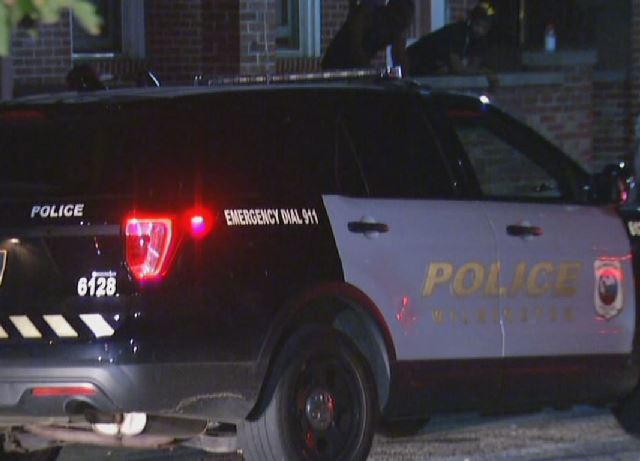 Wilmington Police SUV