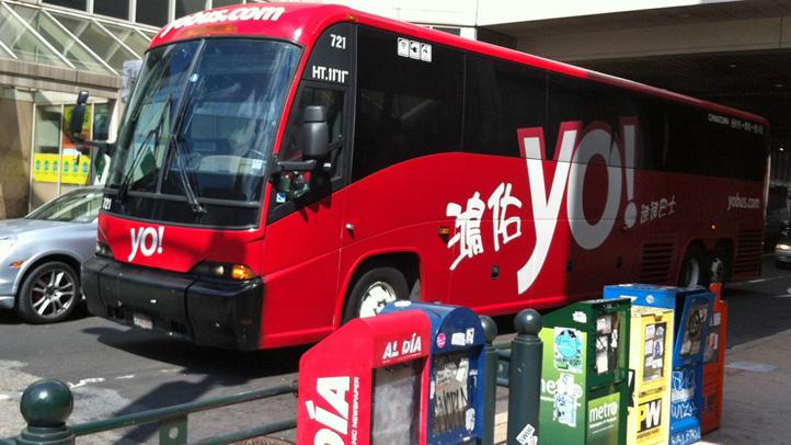 Yo Bus Philly