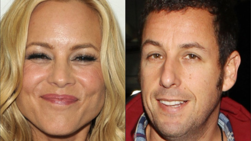 """Maria Bello Going Strictly For Laughs in Sandler's """"Grown ..."""
