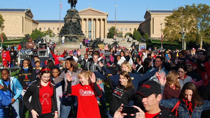 aids walk philly