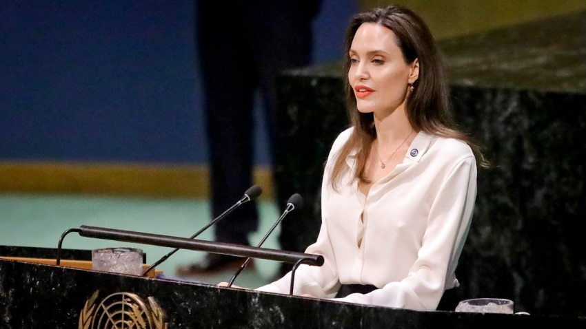 United Nations - Jolie
