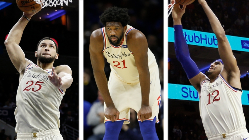 [CSNPhily] Joel Embiid's new mindset rubbing off on Ben Simmons, Tobias Harris