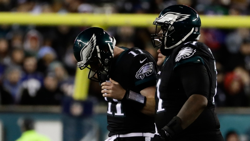 [CSNPhily] 'You can't beat science:' Jason Peters on Carson Wentz and slow-healing ACLs