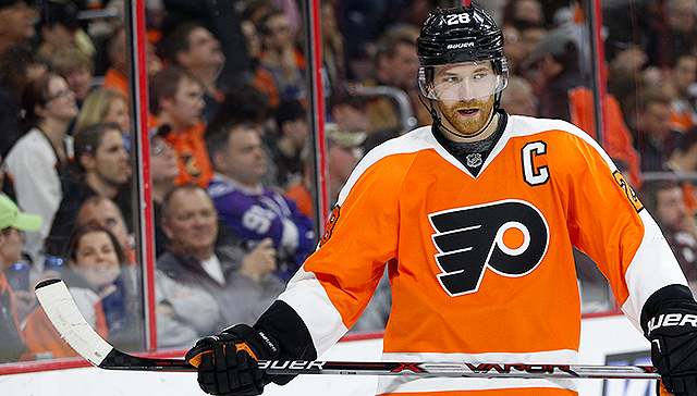 [CSNPhilly] Claude Giroux on possible trade from Flyers: 'I'm not leaving'