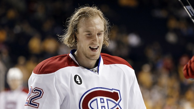 [CSNPhily] Dale Weise feels he 'can do a little bit of everything' for Flyers