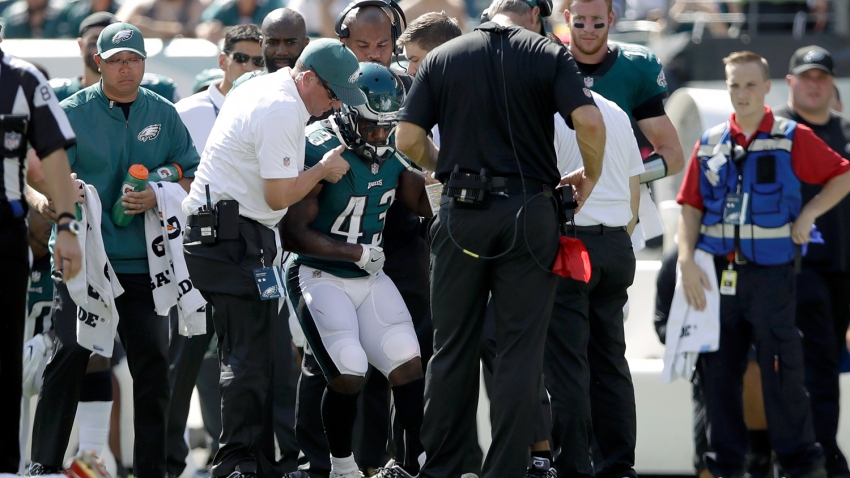 [CSNPhily] Report: Darren Sproles out indefinitely with broken arm