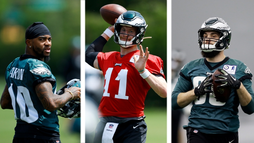 [CSNPhily] Expectations of Dallas Goedert, working with DeSean Jackson and other takeaways from Mike Groh