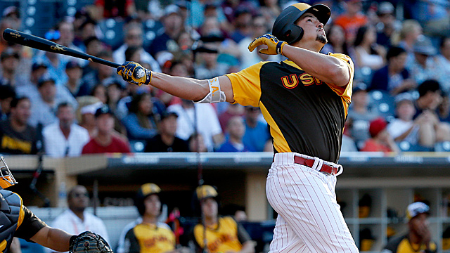[CSNPhily] Phillies prospect Dylan Cozens slugs his way to MLB Futures game