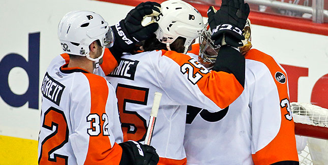 [CSNPhily] Flyers force Game 6 with improbable win over Capitals