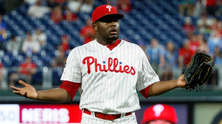 [CSNPhily] What's up with Hector Neris? Bad time for Phillies' closer to be going south