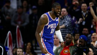 [CSNPhily] 'Hot guy' James Ennis oozing confidence for Sixers