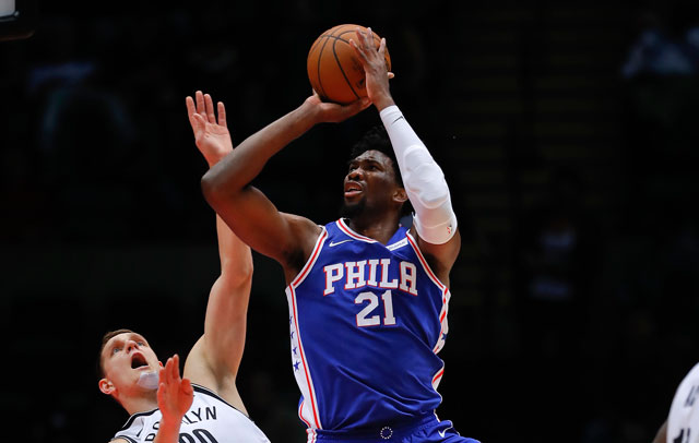 [CSNPhily] Joel Embiid makes everything better